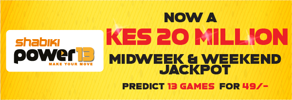 Jan 11 2020 SHABIKI MBAO Jackpot Games Prediction Tips KSh 20,00,000 Shabiki Mbao Jackpot Analysis & Games Fixtures Jan 11 2020Shabiki Mbao Kenya Jackpot